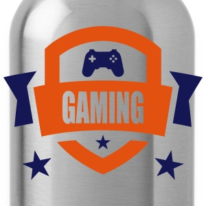 Gamer / Gaming Kookschorten - Drinkfles