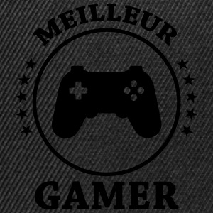 Gamer / Gaming Tee shirts - Casquette snapback