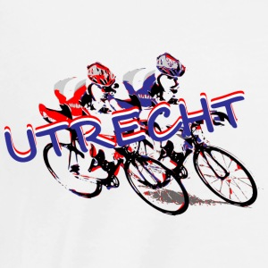 Tour de France Jacks & vesten - Mannen Premium T-shirt