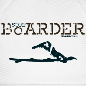 surf boarder fr Tee shirts - Casquette classique