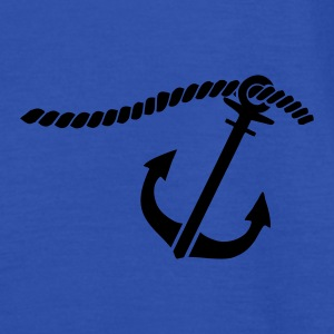 Anchor - Maritime - Sailing Felpe - Top da donna della marca Bella