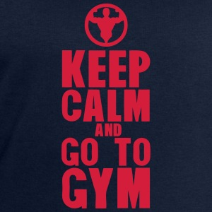 keep calm and go to gym bodybuilding Débardeurs - Sweat-shirt Homme Stanley & Stella