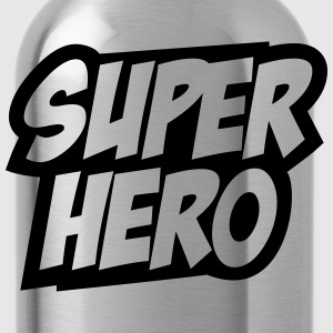Superhero, Comic, Hero, Super, Held, Superheld  - Trinkflasche