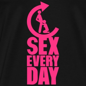 sex every day repeat pipe fellation Débardeurs - T-shirt Premium Homme