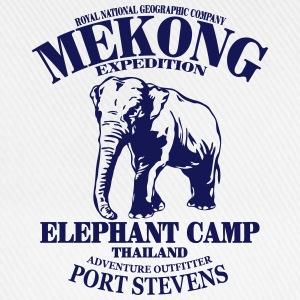 Elefant - Elephant T-Shirts - Baseball Cap