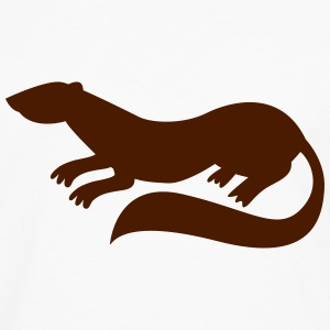 ferret pet Shirts - Men's Premium Longsleeve Shirt