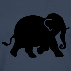 elephant T-Shirts - Men's Premium Longsleeve Shirt