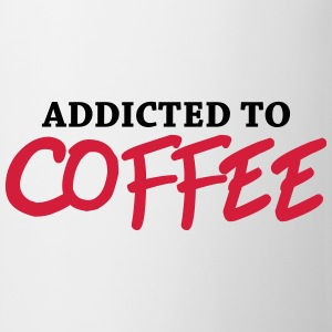 Addicted to Coffee Long sleeve shirts - Mug