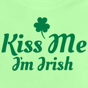 kiss me i'm irish excellent Shirts - Baby T-shirt
