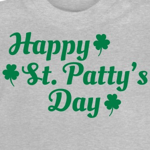 happy st patty's day T-shirts - Baby-T-shirt