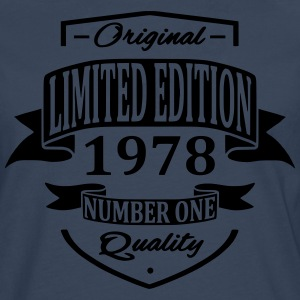 Limited Edition 1978 T-Shirts - Men's Premium Longsleeve Shirt