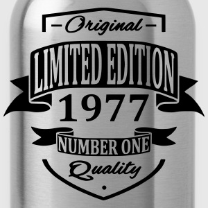 Limited Edition 1977 T-Shirts - Trinkflasche