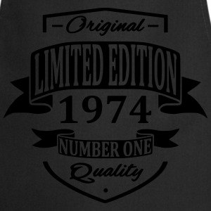 Limited Edition 1974 Camisetas - Delantal de cocina