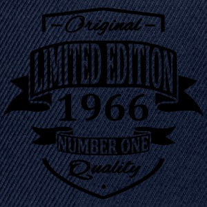 Limited Edition 1966 T-Shirts - Snapback Cap