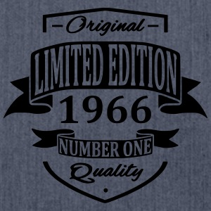 Limited Edition 1966 T-Shirts - Schultertasche aus Recycling-Material