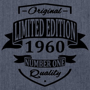 Limited Edition 1960 T-shirts - Schoudertas van gerecycled materiaal