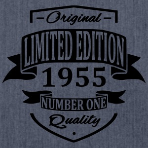 Limited Edition 1955 Tee shirts - Sac bandoulière 100 % recyclé