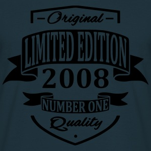 Limited Edition 2008 Pullover & Hoodies - Männer T-Shirt