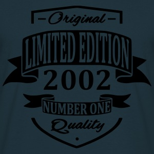 Limited Edition 2002 Tröjor - T-shirt herr