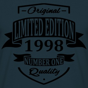 Limited Edition 1998 Pullover & Hoodies - Männer T-Shirt