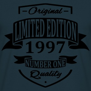 Limited Edition 1997 Hoodies & Sweatshirts - Men's T-Shirt