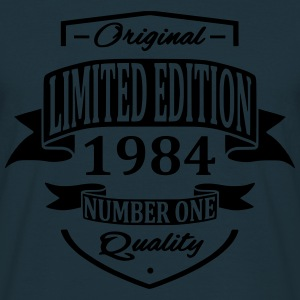 Limited Edition 1984 Pullover & Hoodies - Männer T-Shirt