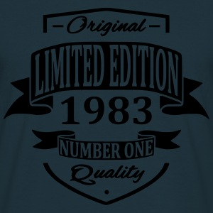 Limited Edition 1983 Tröjor - T-shirt herr