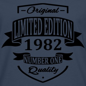 Limited Edition 1982 Hoodies & Sweatshirts - Men's Premium Longsleeve Shirt