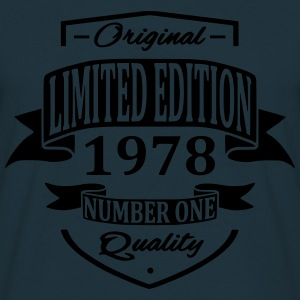 Limited Edition 1978 Sweat-shirts - T-shirt Homme