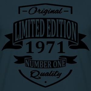 Limited Edition 1971 Tröjor - T-shirt herr