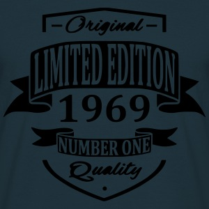 Limited Edition 1969 Hoodies & Sweatshirts - Men's T-Shirt