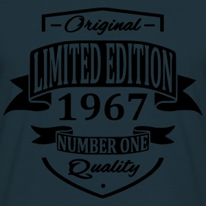 Limited Edition 1967 Hoodies & Sweatshirts - Men's T-Shirt