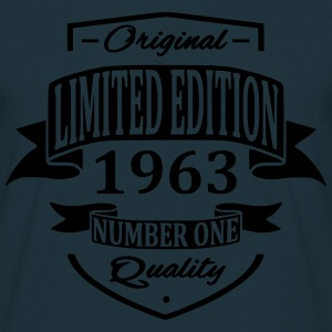 Limited Edition 1963 Hoodies & Sweatshirts - Men's T-Shirt
