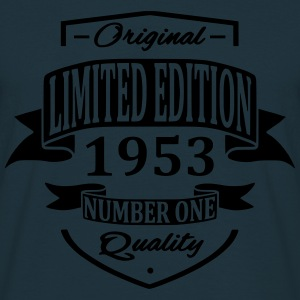 Limited Edition 1953 Hoodies & Sweatshirts - Men's T-Shirt