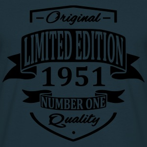 Limited Edition 1951 Pullover & Hoodies - Männer T-Shirt