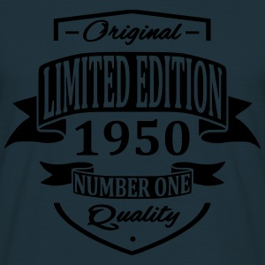 Limited Edition 1950 Pullover & Hoodies - Männer T-Shirt