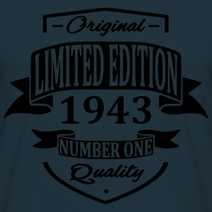 Limited Edition 1943 Hoodies & Sweatshirts - Men's T-Shirt