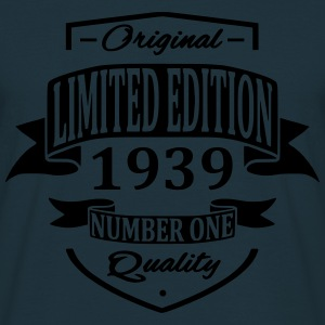 Limited Edition 1939 Pullover & Hoodies - Männer T-Shirt