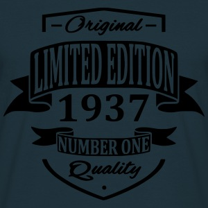 Limited Edition 1937 Pullover & Hoodies - Männer T-Shirt