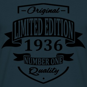 Limited Edition 1936 Hoodies & Sweatshirts - Men's T-Shirt