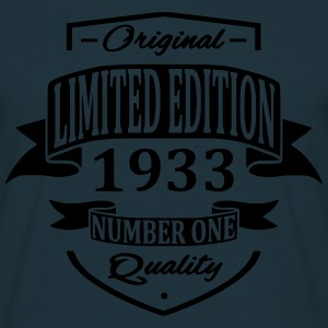 Limited Edition 1933 Sweaters - Mannen T-shirt