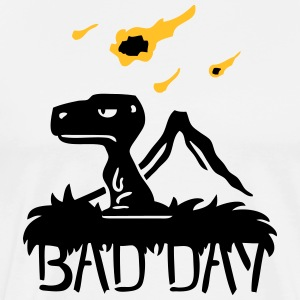 Bad Day - Männer Premium T-Shirt