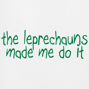 the leprechauns made me do it T-Shirts - Men's Football shorts