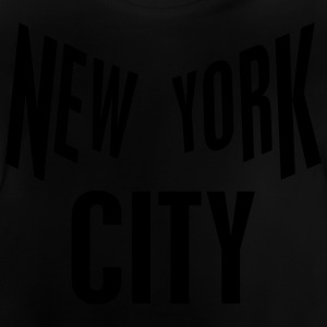 New York City Camisetas - Camiseta bebé