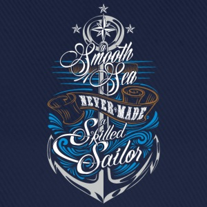 Skilled Sailor T-Shirts - Baseballkappe