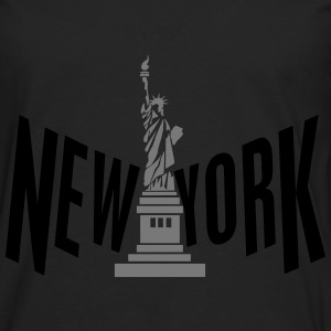 New York Sweat-shirts - T-shirt manches longues Premium Homme