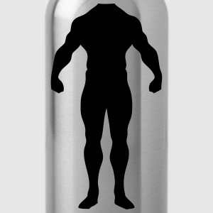 Bodybuilder Sports wear - Water Bottle