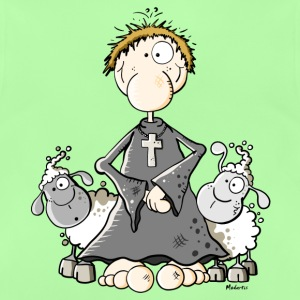 Pastor with sheep Shirts - Baby T-Shirt