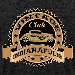 vintage cars club Hoodies & Sweatshirts - Men's Premium T-Shirt