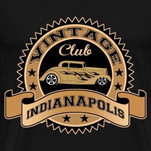 vintage cars club Sweat-shirts - T-shirt Premium Homme